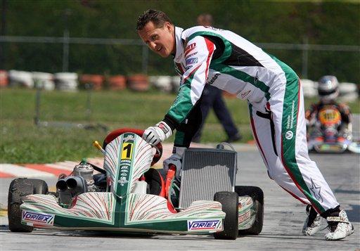 O Síndico Profissional e o Piloto de Fórmula 1